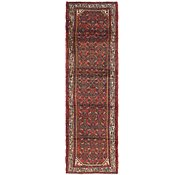 Link to 2' 7 x 9' 4 Hossainabad Persian Runner Rug