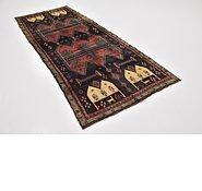 Link to 3' 8 x 9' 9 Sirjan Persian Runner Rug