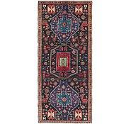 Link to 3' 10 x 8' 10 Hamedan Persian Runner Rug