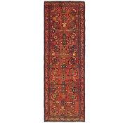 Link to 3' 3 x 10' 4 Hamedan Persian Runner Rug