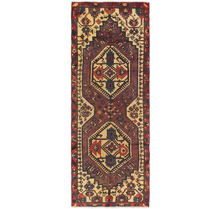 3' 6 x 9' 5 Bakhtiar Persian Runner...