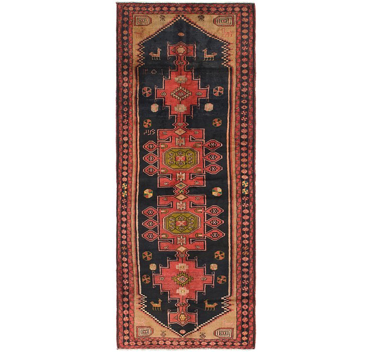 3' 8 x 10' Saveh Persian Runner Rug
