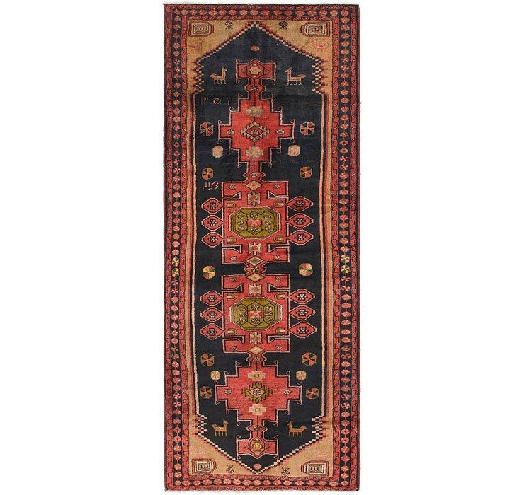 3' 8 x 10' Saveh Persian Runner Rug