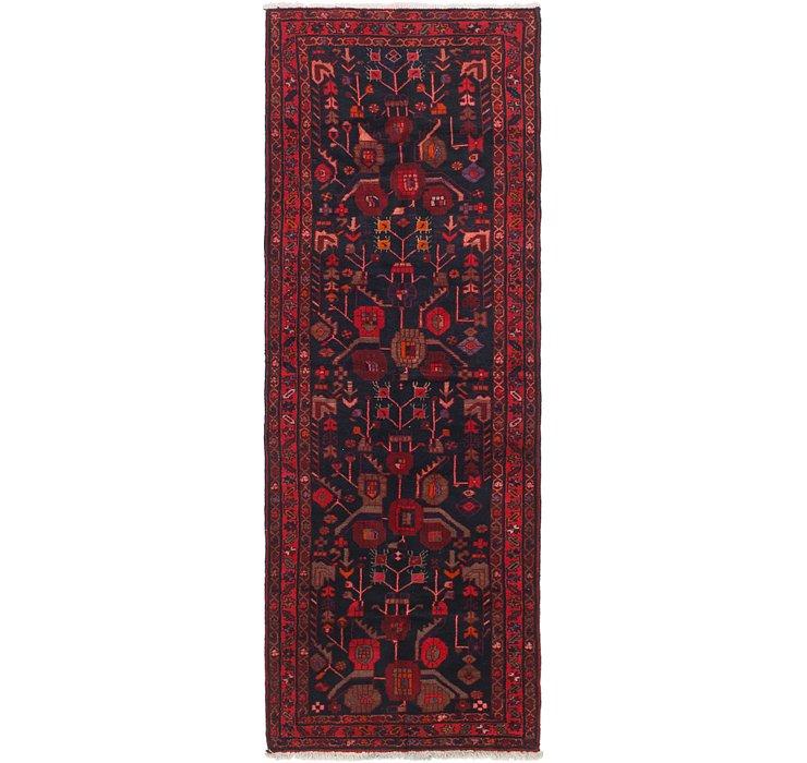 3' 5 x 9' 7 Sirjan Persian Runner Rug