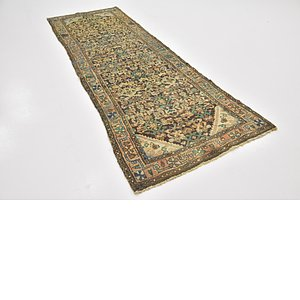 Link to 3' 2 x 9' 9 Hossainabad Persian Ru... item page