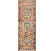 Link to 3' 8 x 10' 4 Viss Persian Runner Rug