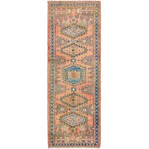 3' 8 x 10' 4 Viss Persian Runner Rug