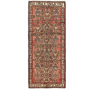 Link to 3' 9 x 9' Hamedan Persian Runner Rug
