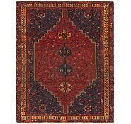 Link to 6' 9 x 8' 8 Shiraz Persian Rug