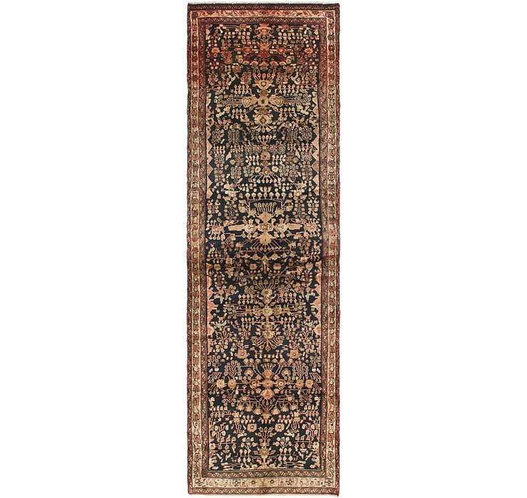 3' 10 x 12' 9 Mehraban Persian Runner...