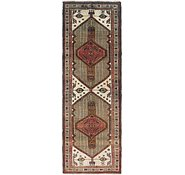Link to 3' 9 x 11' 8 Meshkin Persian Runner Rug