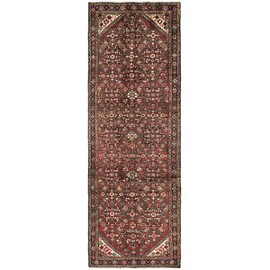 Link to 3' 5 x 10' 2 Hossainabad Persian Ru... item page