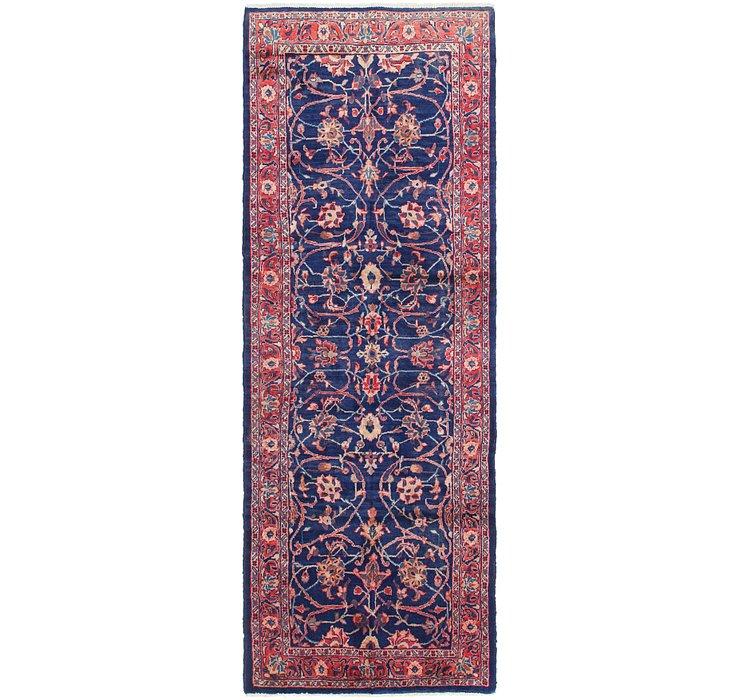 3' 5 x 10' 2 Mahal Persian Runner Rug