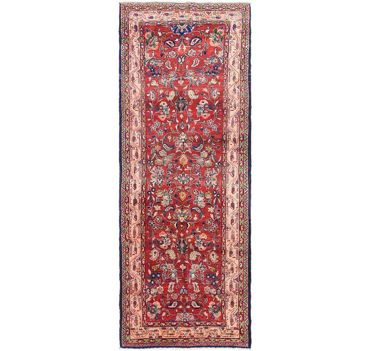 3' 9 x 10' 6 Mahal Persian Runner Rug
