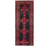 Link to 3' 6 x 8' 9 Hamedan Persian Runner Rug