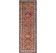 Link to 3' 7 x 11' Chenar Persian Runner Rug