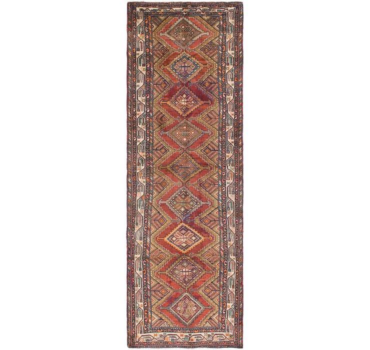 3' 7 x 11' Chenar Persian Runner Rug