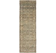 Link to 115cm x 340cm Hossainabad Persian Runner Rug