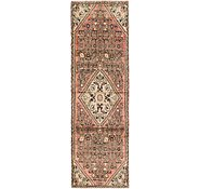 Link to 2' 9 x 8' 10 Hossainabad Persian Runner Rug