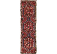 Link to 2' 7 x 8' 3 Hamedan Persian Runner Rug