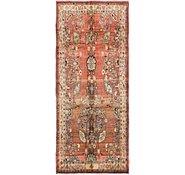 Link to 3' 8 x 8' 4 Hamedan Persian Runner Rug