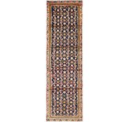 Link to 3' x 10' 4 Hossainabad Persian Runner Rug