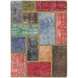 2' 3 x 3' Ultra Vintage Persian Rug