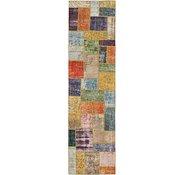 Link to 2' 8 x 9' 9 Ultra Vintage Persian Runner Rug