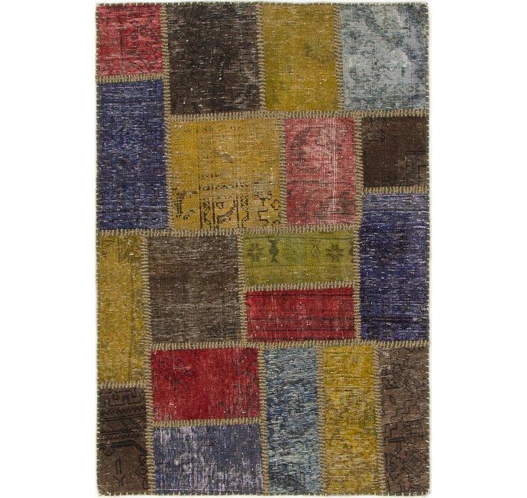 2' 10 x 4' 3 Ultra Vintage Persian Rug