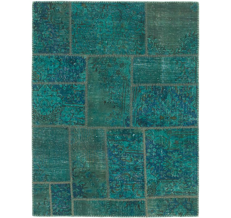 3' 8 x 4' 10 Ultra Vintage Persian Rug