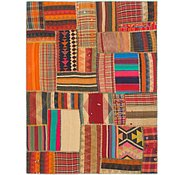 Link to 5' 3 x 6' 9 Kilim Patchwork Rug