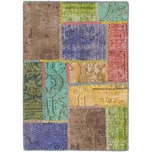 2' 3 x 3' 3 Ultra Vintage Persian Rug