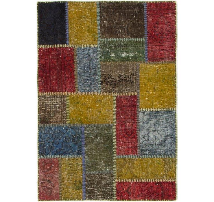2' 10 x 4' 2 Ultra Vintage Persian Rug