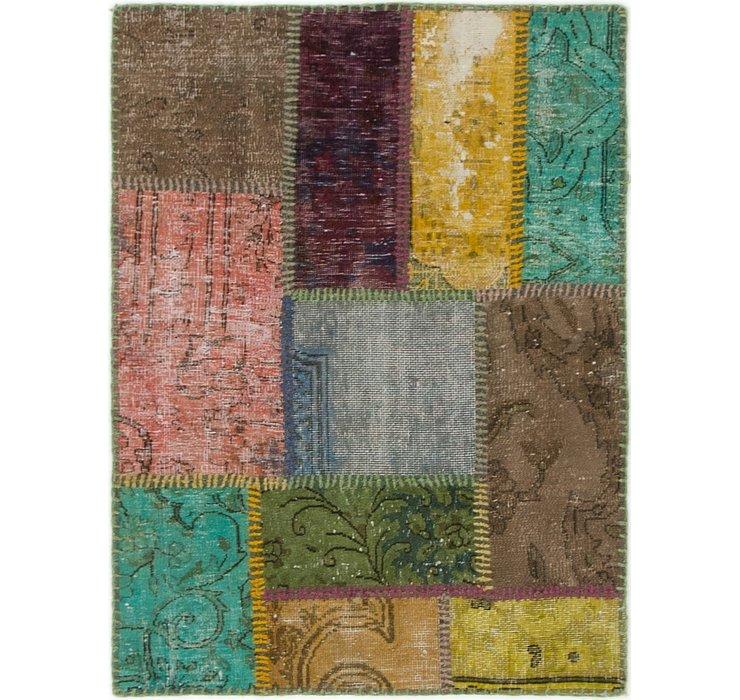 2' 3 x 3' 1 Ultra Vintage Persian Rug