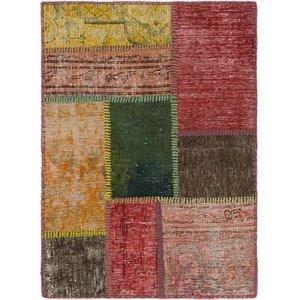 Unique Loom 2' x 2' 10 Ultra Vintage Persian Rug