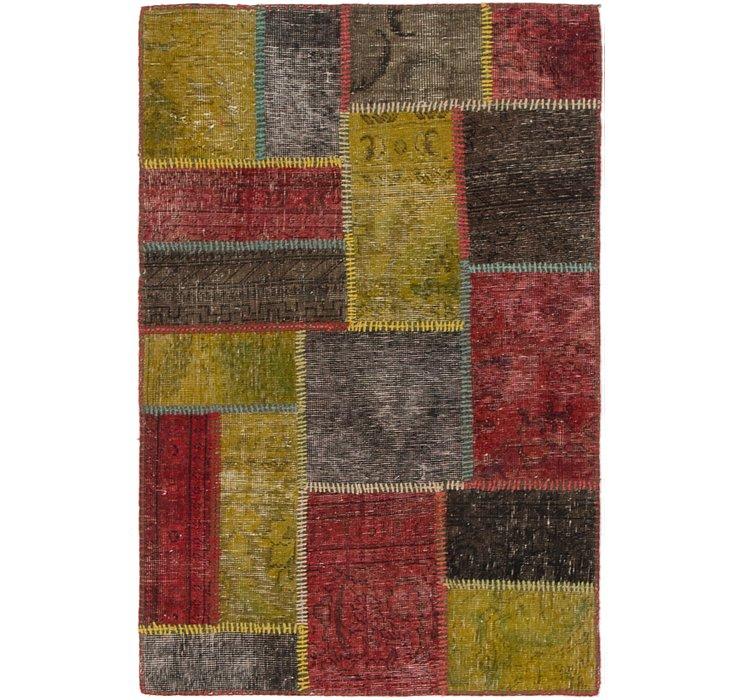 2' 9 x 4' 2 Ultra Vintage Persian Rug