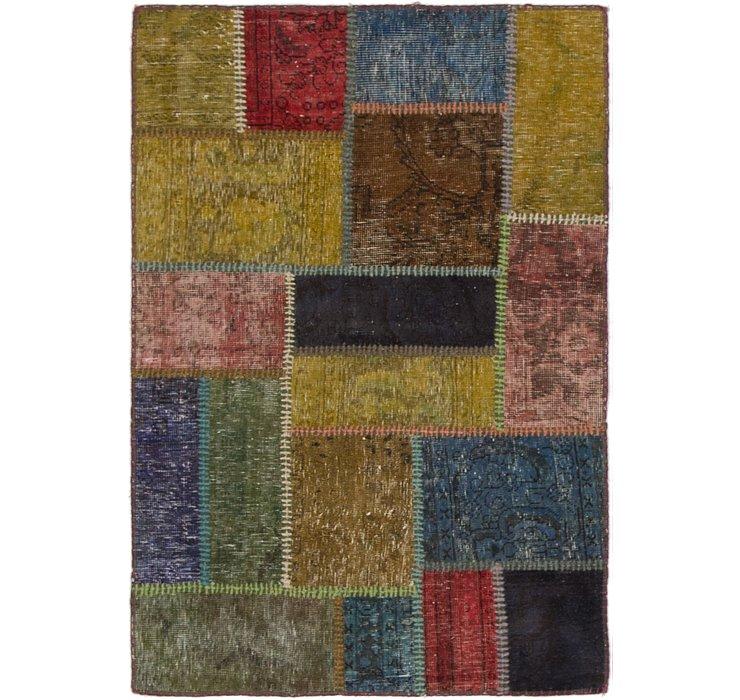 3' x 4' 3 Ultra Vintage Persian Rug