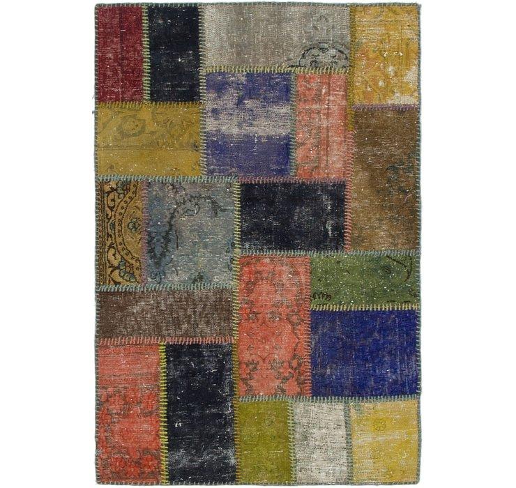 3' x 4' 4 Ultra Vintage Persian Rug