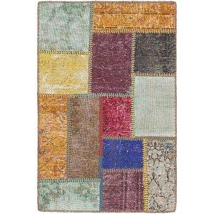 2' x 3' 3 Ultra Vintage Persian Rug