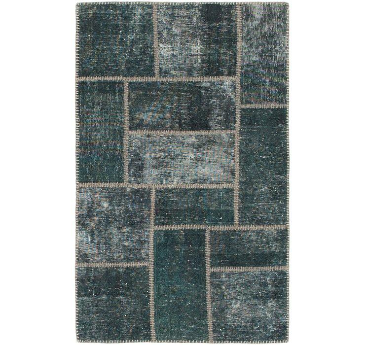 2' 7 x 4' 3 Ultra Vintage Persian Rug