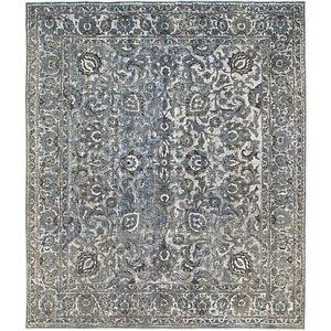Unique Loom 9' 5 x 11' Ultra Vintage Persian Rug
