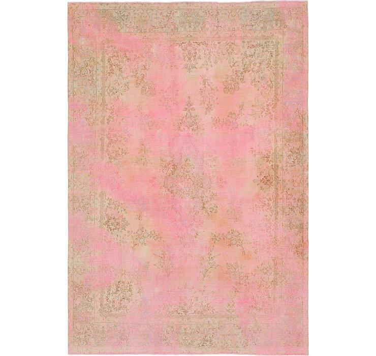 8' 2 x 12' Ultra Vintage Persian Rug