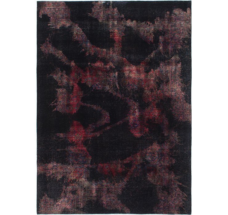 7' 10 x 10' 9 Ultra Vintage Persian Rug
