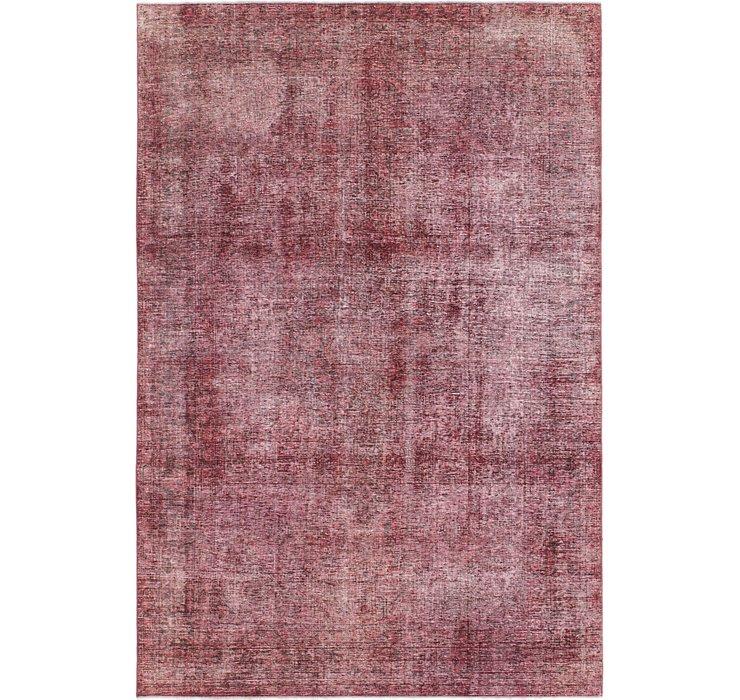 6' 5 x 9' 6 Ultra Vintage Persian Rug