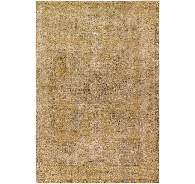 6' 8 x 10' Ultra Vintage Persian Rug