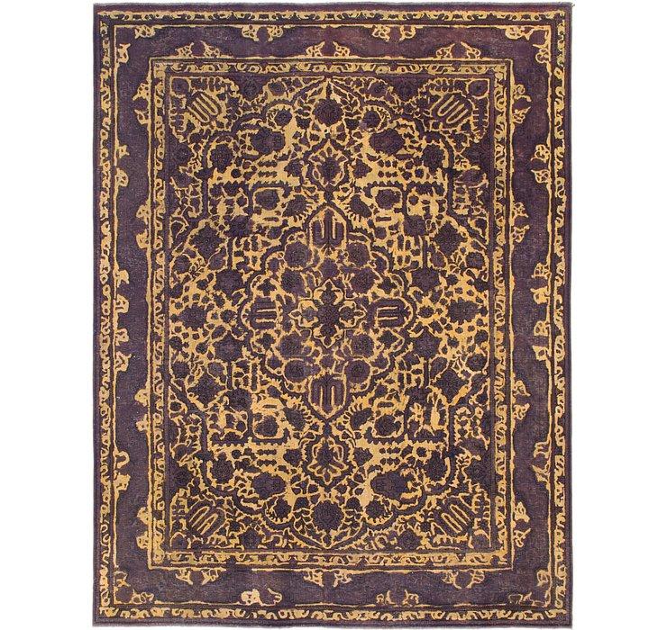 8' 6 x 10' 10 Ultra Vintage Persian Rug