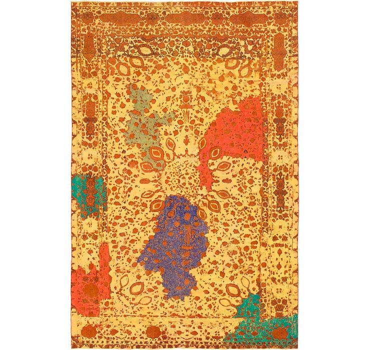 10' x 15' Ultra Vintage Persian Rug