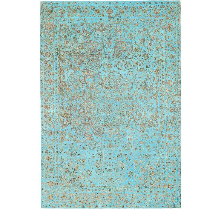 8' 10 x 13' Ultra Vintage Persian Rug