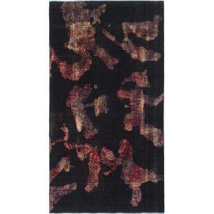 4' 10 x 9' Ultra Vintage Persian Rug