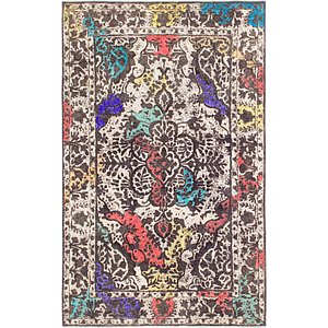 HandKnotted 6' 6 x 10' 2 Ultra Vintage Persian Rug